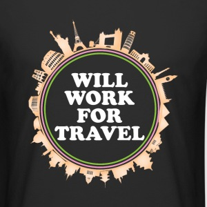 Travel vacation T-Shirts - Men's Long Body Urban Tee
