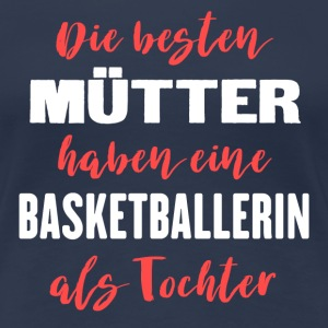 Basketballerin T-Shirts - Frauen Premium T-Shirt