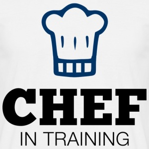 Chef In Training T-Shirts - Männer T-Shirt