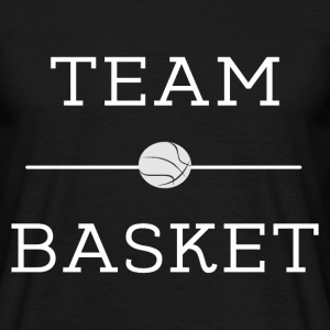 Team basket' t-shirt basketball Tee shirts - T-shirt Homme