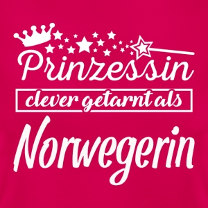 Norwegerin T-Shirts - Frauen T-Shirt