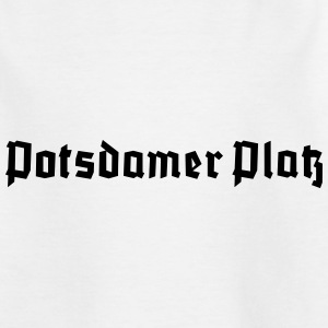 Potsdamer Platz Berlin  T-Shirts - Teenager T-Shirt