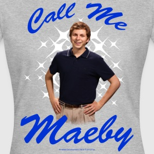 Arrested Development Tobias Call Me Maeby - T-shirt Femme