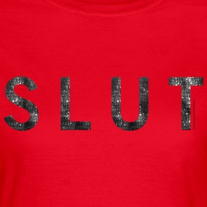 Arrested Development SLUT Lindsay Fünke - Women's T-Shirt