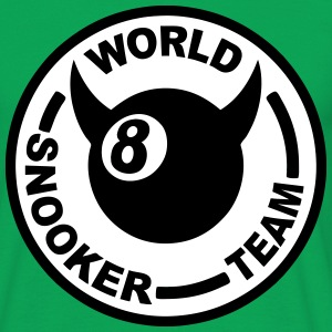 Snooker team Tee shirts - T-shirt Homme