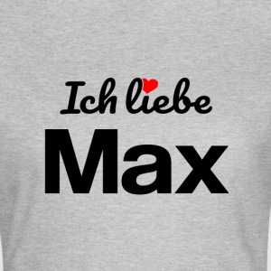 Max T-Shirts - Frauen T-Shirt
