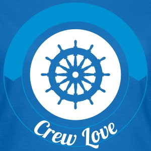 Crew Love 2c T-Shirts - Frauen T-Shirt