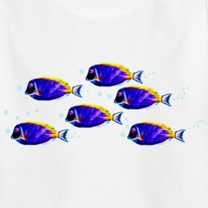 Doktorfisch (07) T-Shirts - Teenager T-Shirt