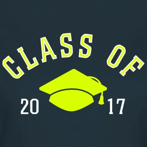 spread_class of 2017_2c T-Shirts - Frauen T-Shirt