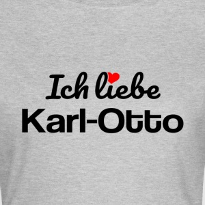 Karl-Otto T-Shirts - Frauen T-Shirt