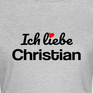 Christian T-Shirts - Frauen T-Shirt