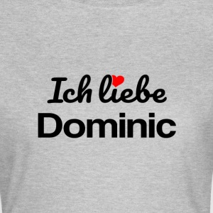 Dominic T-Shirts - Frauen T-Shirt