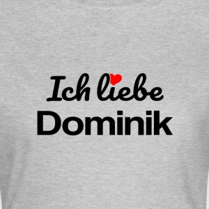 Dominik T-Shirts - Frauen T-Shirt