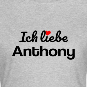 Anthony T-Shirts - Frauen T-Shirt