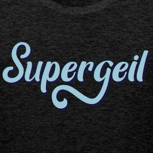 Supergeil German, Awesome, Cool Sports wear - Men's Premium Tank Top