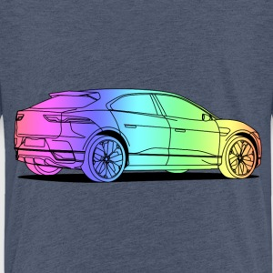 jag colourful T-shirts - Premium-T-shirt barn