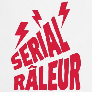 serial raleur citation humour eclair Tabliers - Tablier de cuisine