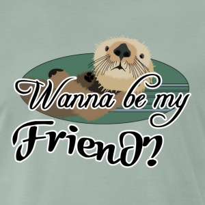 Be my friend T-Shirts - Men's Premium T-Shirt