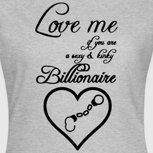 Billionaire Love T-Shirts - Women's T-Shirt