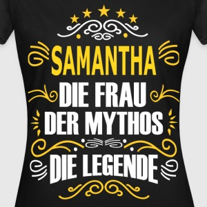 SAMANTHA T-Shirts - Frauen T-Shirt