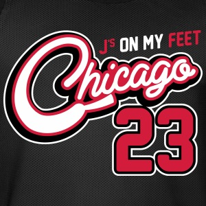 Chicago23 - J's on my Feet - Männer Basketball-Trikot