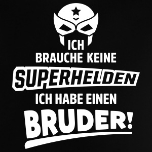 superheld bruder familie Baby T-Shirts - Baby T-Shirt