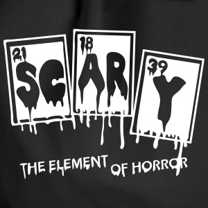 Halloween Scary Element Of Horror - Turnbeutel