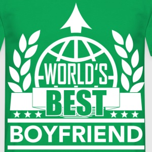 World's best Boyfriend 2 T-Shirts - Männer T-Shirt