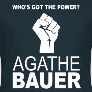 WHO'S GOT THE POWER? T-Shirts - Frauen T-Shirt