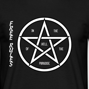 Pentacle.png Tee shirts - T-shirt Homme