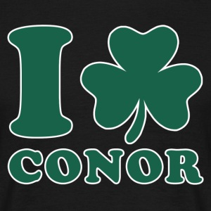 I Love Conor T-Shirts - Men's T-Shirt