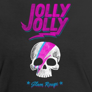 Pink Jolly Rouge - Frauen Kontrast-T-Shirt