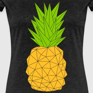Ananas Pineapple T-Shirts - Frauen Premium T-Shirt
