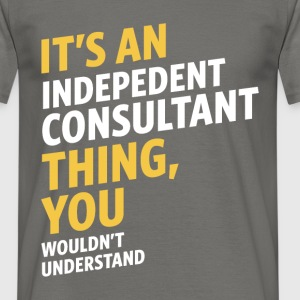 Independent Consultant - Men's T-Shirt