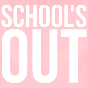 School's Out T-Shirts - Frauen Premium T-Shirt