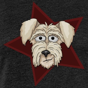 Irish Terrier ungeschoren T-Shirts - Frauen Premium T-Shirt