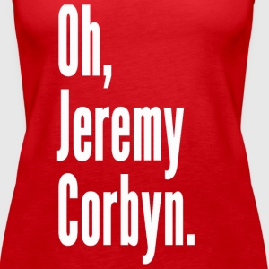 Corbyn Chant Tops - Women's Premium Tank Top