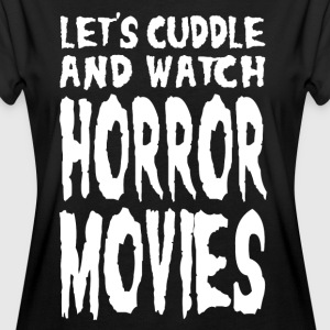 Horror Movies T-Shirts - Frauen Oversize T-Shirt