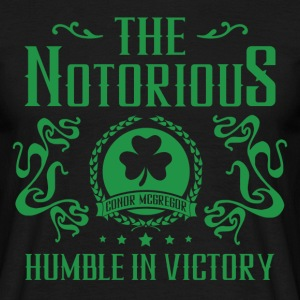 The Notorious, Humble In Victory T-Shirts - Men's T-Shirt