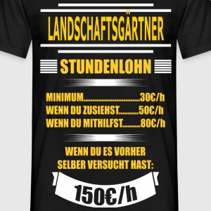 suchbegriff 39 landschaftsg rtner 39 geschenke online bestellen spreadshirt. Black Bedroom Furniture Sets. Home Design Ideas