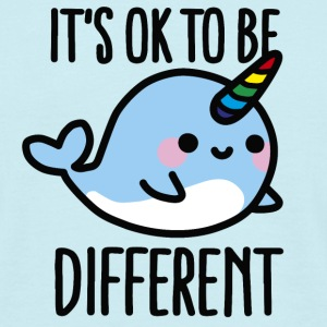 It's ok to be different T-Shirts - Männer T-Shirt