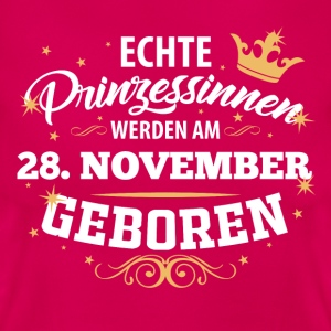 28. November T-Shirts - Frauen T-Shirt
