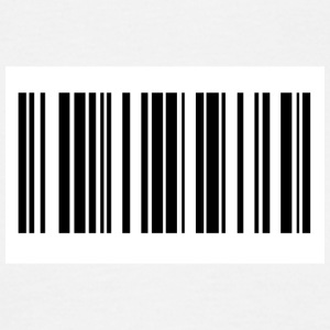 The Barcode - Men's T-Shirt