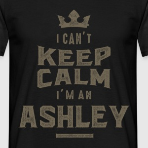 I'm an Ashley - Men's T-Shirt