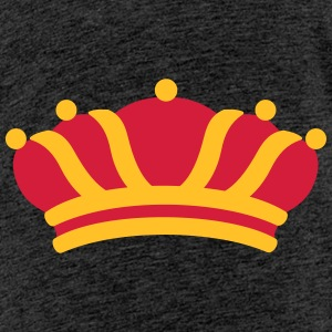 golden crown 2c Shirts - Kids' Premium T-Shirt