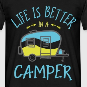Life Camper - Men's T-Shirt