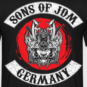 Sons of JDM Germany  T-Shirts - Männer T-Shirt