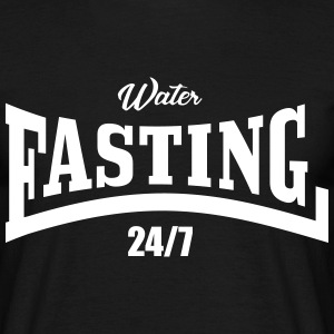 Water Fasting 24 7 T-Shirts - Männer T-Shirt