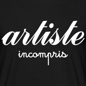 Artiste Incompris Tee shirts - T-shirt Homme
