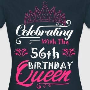 Celebrating With The 66th Birthday Queen T-Shirts - Women's T-Shirt